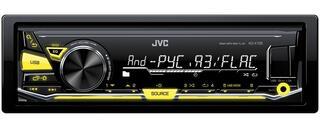 Автопроигрыватель JVC KD-X135