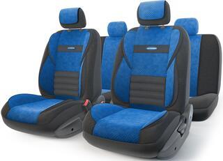 Чехлы на сиденье AUTOPROFI MULTI COMFORT MLT-1105 синий