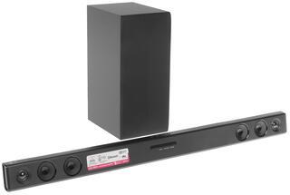 Звуковая панель LG LAS454B черный