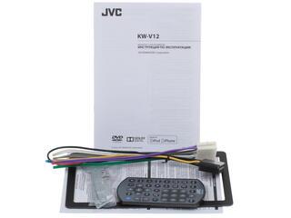 Автопроигрыватель JVC KW-V12