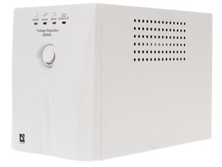 Стабилизатор напряжения Defender AVR REAL 2000