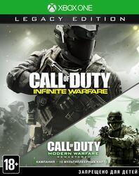 Игра для Xbox One Call of Duty: Infinite Warfare Legacy Edition