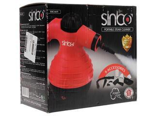 Пароочиститель Sinbo SSC 6411 красный