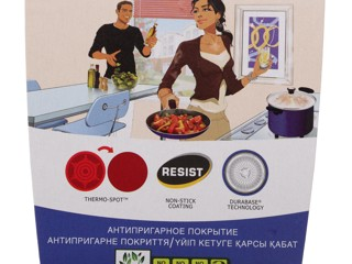 Сковорода-блинница Tefal 4005522 синий