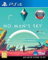 Игра для PS4 No Man's Sky