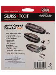 Мультитул Swiss+Tech Compact Driver