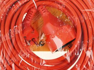 Удлинитель PowerCube PC-LG1-B-20 оранжевый