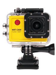 Экшн видеокамера Smarterra W4 желтый