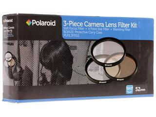 Набор фильтров Polaroid PLFIL3FX52