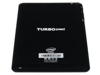 """8"""" Планшет TurboPad 802 8 Гб 3G черный"""
