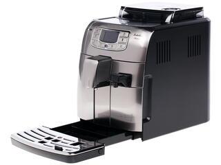 Кофемашина Saeco HD8889/19 серебристый