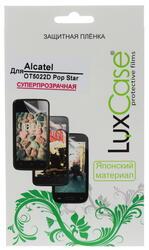 "5""  Пленка защитная для смартфона Alcatel OT-5022D POP STAR"