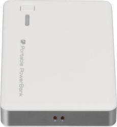 Портативный аккумулятор GP Portable PowerBank GP352WE белый, серебристый