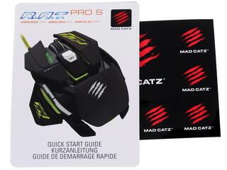 Мышь проводная Mad Catz R.A.T.PRO S