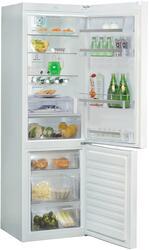 Холодильник с морозильником Whirlpool WBC 36992 NFCAW белый