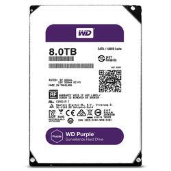 8 ТБ Жесткий диск WD Purple [WD80PUZX]