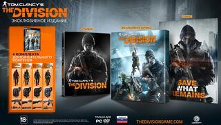 Игра для ПК Tom Clancy's The Division Эксклюзивное издание