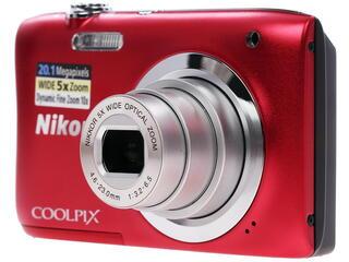 Компактная камера Nikon Coolpix A100 красный