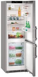 Холодильник с морозильником Liebherr CNef 4315-20 серебристый