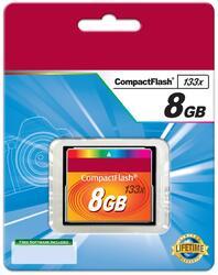 Карта памяти Compact Flash Card Compact Flash 8 Гб