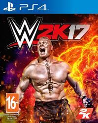 Игра для PS4 WWE 2K17