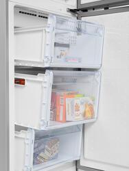 Холодильник с морозильником BOSCH KGN39LA10R фиолетовый