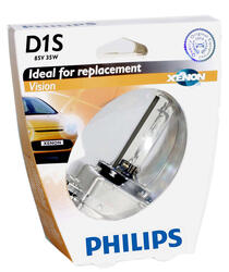 Ксеноновая лампа Philips Vision 85415VIS1 D1S