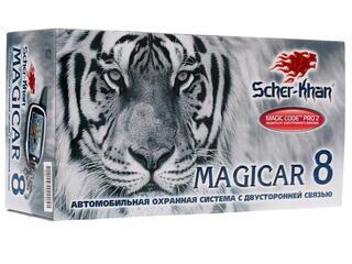 Автосигнализация SCHER-KHAN Magicar 8H