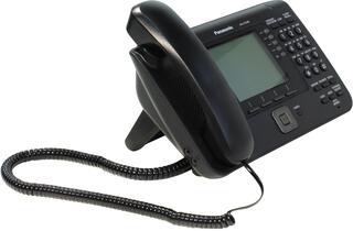 IP-телефон Panasonic KX-UT248RU-B черный