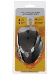 Мышь проводная Jet.A OM-U59 Comfort