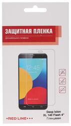 "4""  Пленка защитная для смартфона DEXP Ixion XL140"