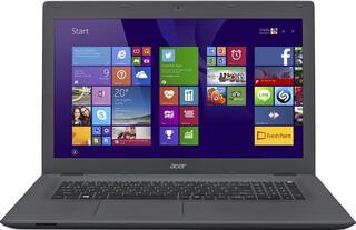 """17.3"""" Ноутбук Acer E5-772G-32СD черный"""