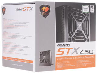 Блок питания Cougar STX 450W [STX450]