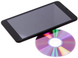 """8"""" Планшет DEXP Ursus Z180 8 Гб 3G черный"""