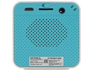 Портативная аудиосистема Supra BTS-628