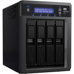 Сетевое хранилище Western Digital My Cloud EX4