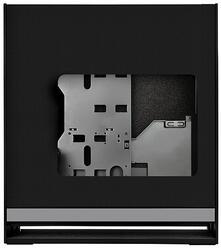 Корпус SilverStone Fortress FT05 [SST-FT05B] черный