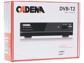 Приставка для цифрового ТВ Cadena 1104T2N