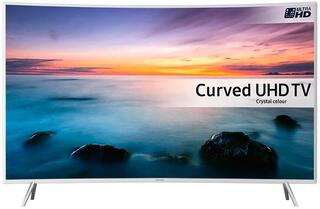 "43"" (108 см)  LED-телевизор Samsung UE43KU6510 белый"