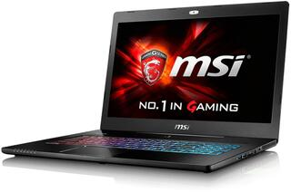 "17.3"" Ноутбук MSI GS72 6QE-426XRU STEALTH PRO черный"