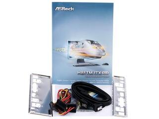 Материнская плата ASRock H81TM-ITX R2.0