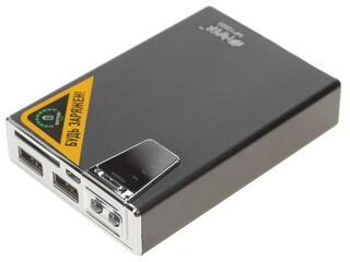 Портативный аккумулятор Hiper Mobile Power 10000 mAh Black черный