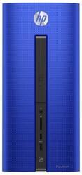 ПК HP Pavilion Desktop 550-313ur [X1B06EA]