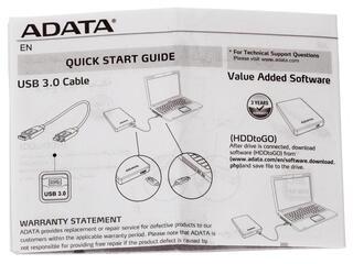 """2.5"""" Внешний HDD A-Data HD720"""