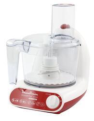 Кухонный комбайн Moulinex FP2111 белый, красный