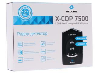 Радар-детектор Neoline X-COP 7500