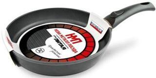 Сковорода-гриль НМП 4424 черный