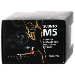 Часы-пульсометр SUUNTO M5 MEN ALL черный