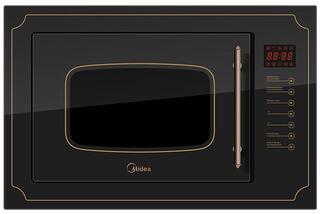 Встраиваемая микроволновая печь Midea TG925BW7-B1 черный