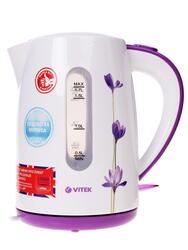 Электрочайник Vitek VT-7011 W белый
